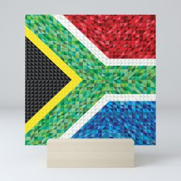 South Africa Mini Art Print