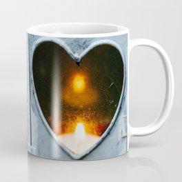 Glow Heart Photography Coffee Mug