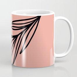 Feeling of lightness III - Melon color Coffee Mug