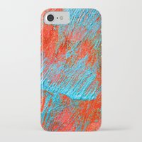 coral iPhone & iPod Cases featuring Coral  by haroulita