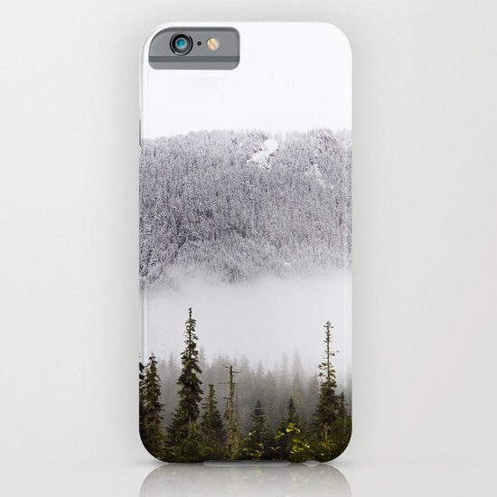 Way up there. iPhone & iPod Case