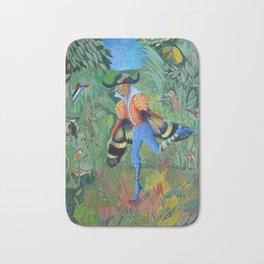 Butterfly elf Bath Mat