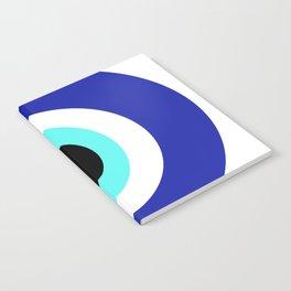 Blue Eye Notebook