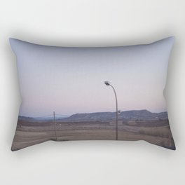 There and back XXII Rectangular Pillow