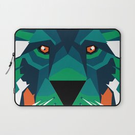 Aurora Lion Laptop Sleeve