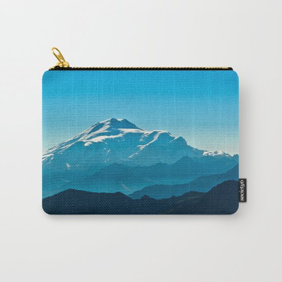 The top of Elbrus Carry-All Pouch