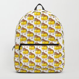 Corgi Nelson Pattern  Backpack