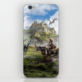 Edinburgh [Horizon Zero Dawn] iPhone Skin