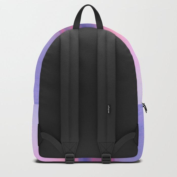 Sunset Indigo Mood Backpack