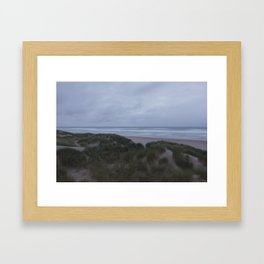 Pacific Pacific Framed Art Print