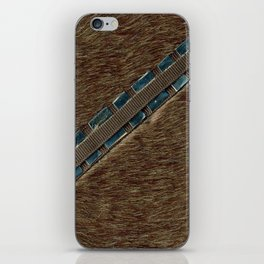 Constant Companion iPhone Skin