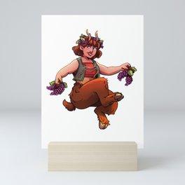 Satyr Mini Art Print