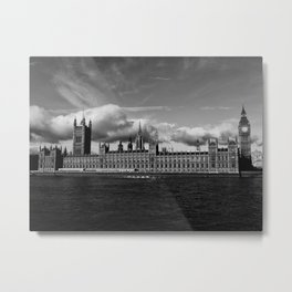 Kingdom for the Clouds Metal Print