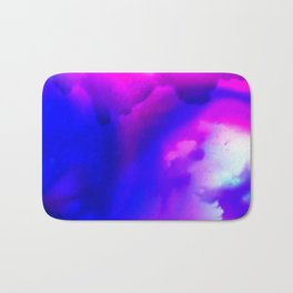 Abstract Bliss 1 by kathy Morton Stanion Bath Mat