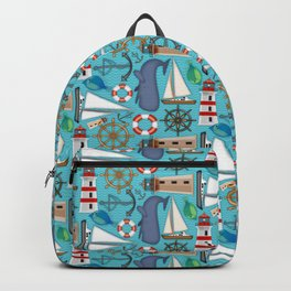 Nautical Goodies Backpack