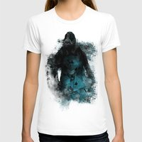 bane T-shirts featuring Abstract BANE by DesignLawrence