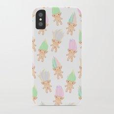 Jewel Creatures  iPhone X Slim Case