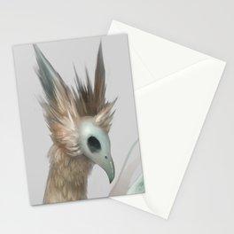 The Many-Winged Skullbird Stationery Cards