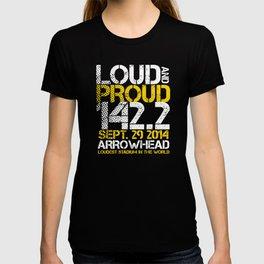 LOUD AND PROUD KC T-shirt