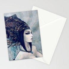 Zodiac Sign: Aquarius Stationery Cards