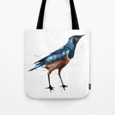 African Starling Tote Bag