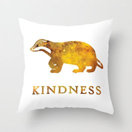 KINDNESS Throw Pillow