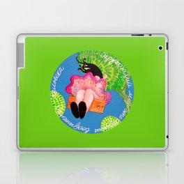 Round Swing Laptop & iPad Skin