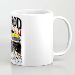 Kellys 57 - Live To Rod Coffee Mug