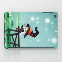 bubbles iPad Cases featuring Bubbles by Freeminds