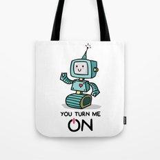 Love Power Tote Bag