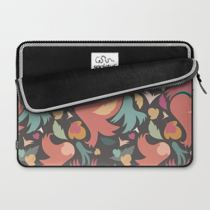 The powerful spring is coming Laptop Sleeve
