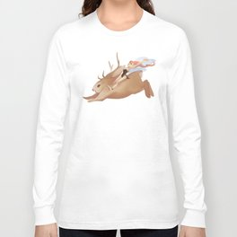 Frolicking Long Sleeve T-shirt