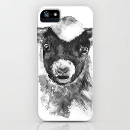 Lovely Lama iPhone Case