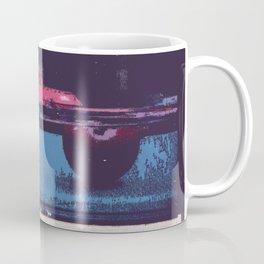 Game of Billiards Coffee Mug