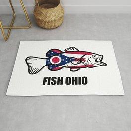 Fish Ohio Rug