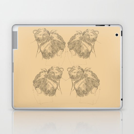 Chignon Laptop & iPad Skin