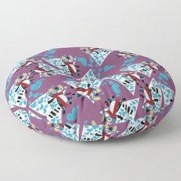 Genet Gentleman #4 Floor Pillow
