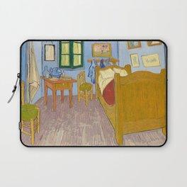 The Bedroom in Arles by Vincent van Gogh, 1888 Laptop Sleeve