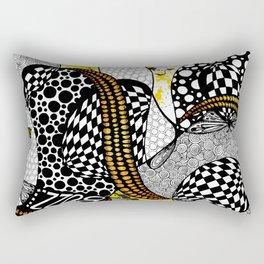 Buzzzz.....  Rectangular Pillow