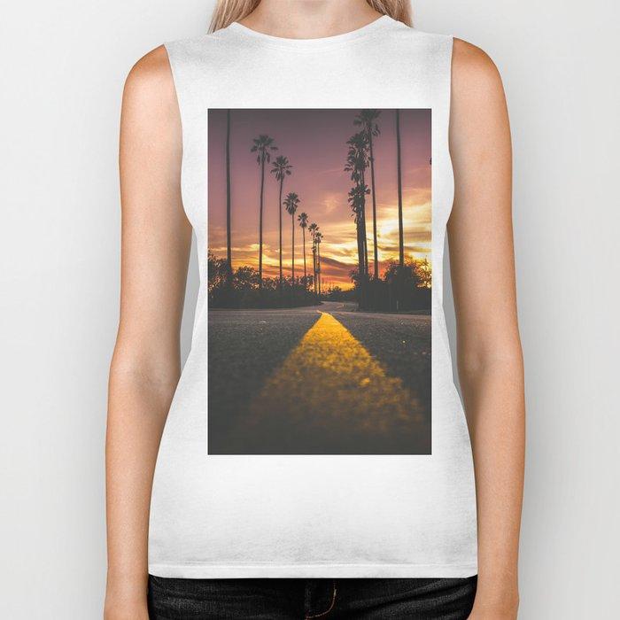 California Dreamin' Biker Tank