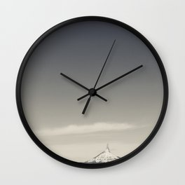 Chimney Rock Wall Clock