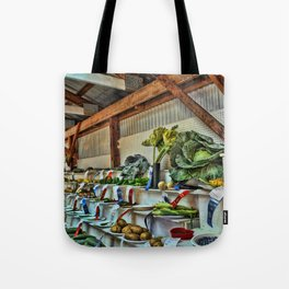 The good ole country fair Tote Bag