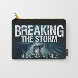 Breaking the Storm by Sedona Venez Carry-All Pouch