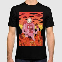Alien Invader T-shirt