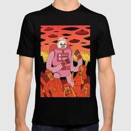 Alien Invader T-shirt