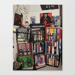My Corner Canvas Print