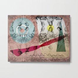 marys Metal Print
