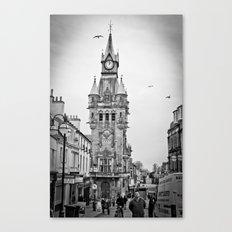 Dunfermline High Street Canvas Print