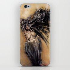 生死 iPhone & iPod Skin