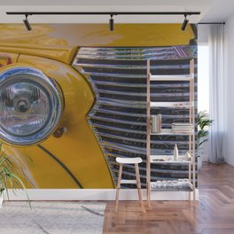front of a 1940 chevrolet car Wall Mural